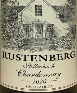 Rustenberg Chardonnay 2020