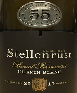 Stellenrust 55 Chenin Blanc 2019