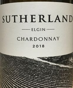 Thelema Sutherland Chardonnay 2018