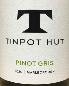 Tinpot Hut Pinot Gris 2020