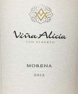 Vina Alicia Morena 2012