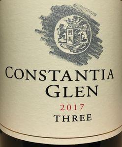 Constantia Glen Three 2017