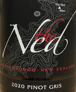 Ned Pinot Gris 2020