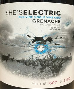 Thistledown She's Electric Grenache 2020