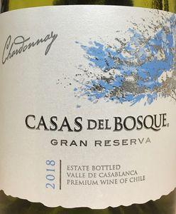 Casas de Bosque Gran Reserva Chardonnay 2018