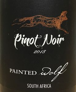 Painted Wolf Pinot Noir 2018