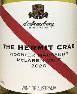 d'Arenberg The Hermit Crab 2020