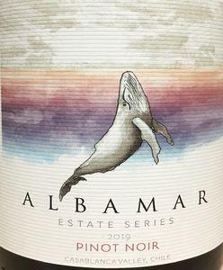 Albamar Pinot Noir 2019