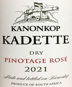 Kanonkop Pinotage Rose 2021